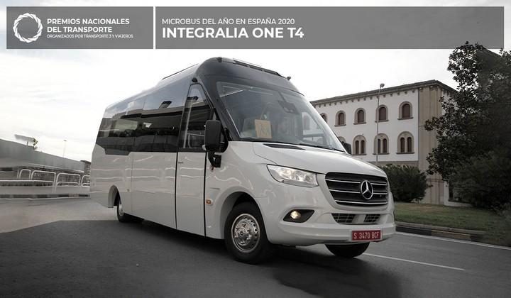 Ganador 2021 - Integralia One T4