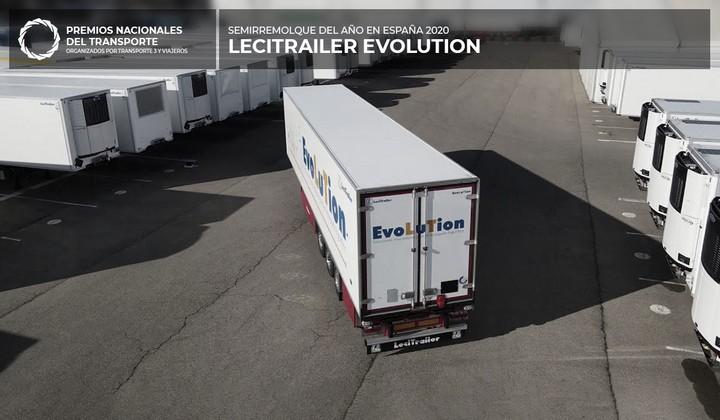 Ganador 2021 - Lecitrailer Evolution