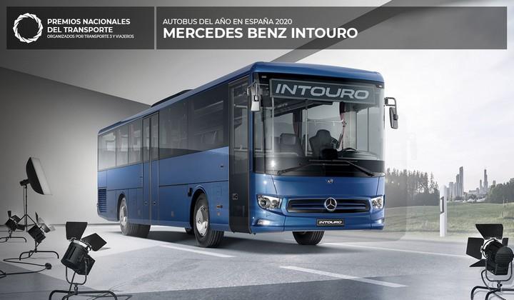 Ganador 2021 - Mercedes Benz Intouro