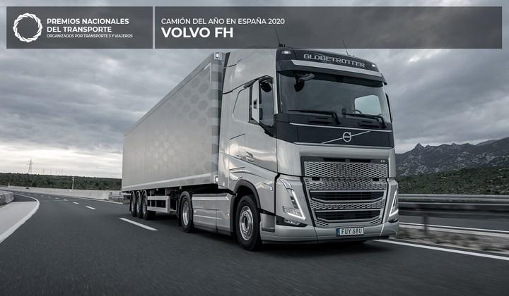 Ganador 2021 - Volvo FH