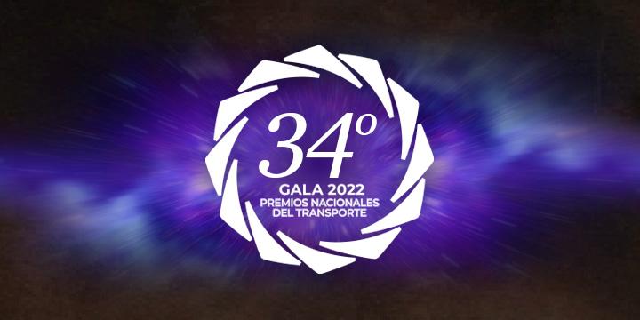 Premios Nacionales del Transporte - 34 aniversario