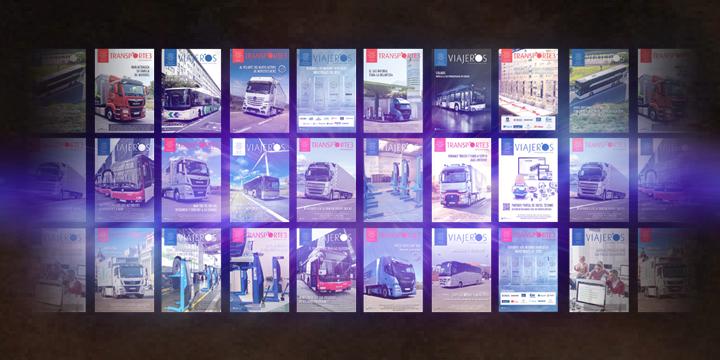 Premios Nacionales del Transporte - Transporte 3 y Viajeros